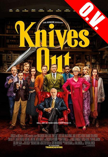 KNIVES OUT | ORIGINAL VERSION